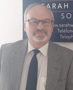 Legal Assistant Brian Sinclair Morrison